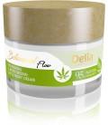 Odżywczo nawilżający krem na dzień i na noc z naturalnym olejem konopnym BOTANICAL FLOW 50ml
