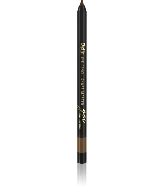 Wodoodporna żelowa kredka do oczu WATERPROOF GEL SHAPE MASTER EYE PENCIL