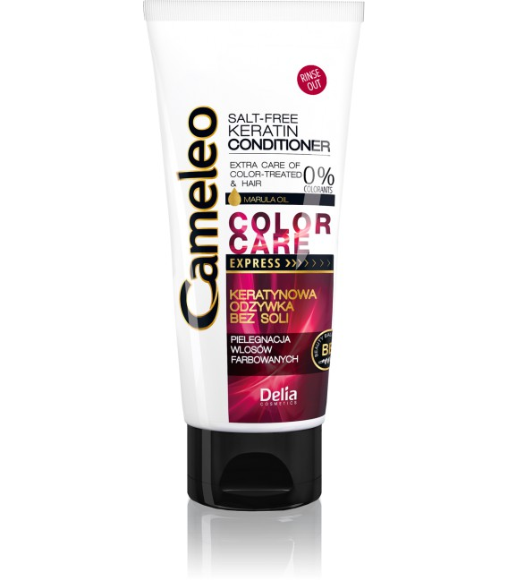 Ekspresowa odżwyka do włosów farbowanych CAMELEO