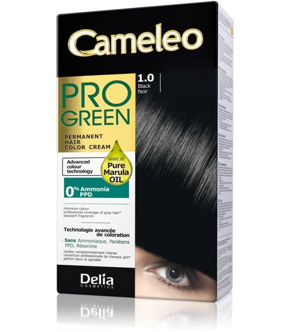 Farba bez amoniaku CAMELEO PRO-GREEN
