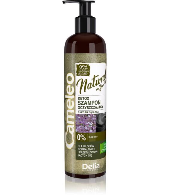 Detoksukujący szampon do włosów CAMELEO NATURAL 250ml