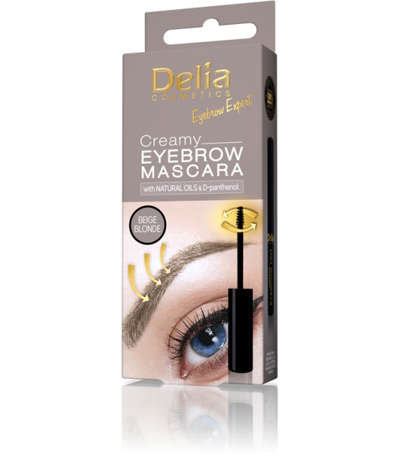 Maskara do brwi DELIA COSMETICS