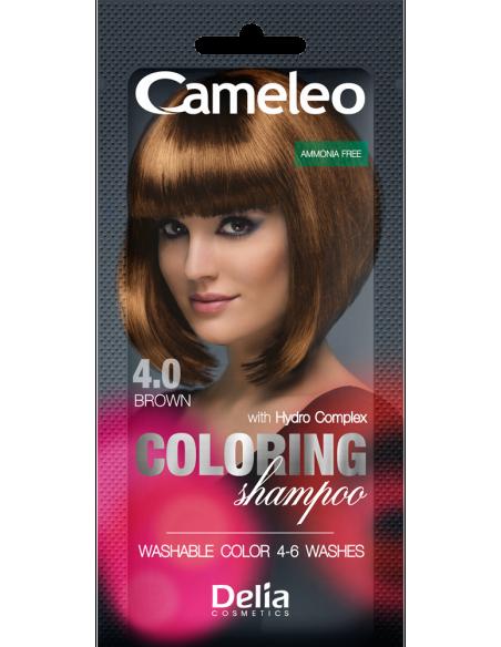 Szampon koloryzujący, szamponetka CAMELEO