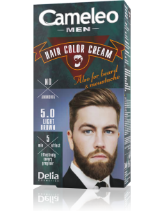 Farba do włosów i brody CAMELEO MEN