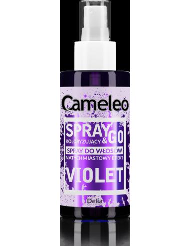 Koloryzujący spray do włosów Spray&Go