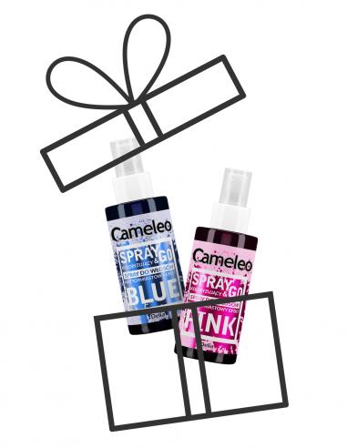 Koloryzujące spraye do włosów Cameleo...