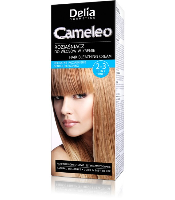 Rozjaśniacz do włosów w kremie CAMELEO