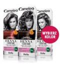 Henna do włosów - farba hipoalergiczna CAMELEO 75 g