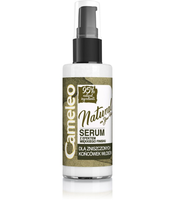 Detoksykujące serum do włosów CAMELEO NATURAL 55ml