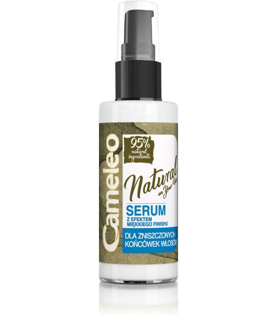 Nawilżające serum do włosów CAMELEO NATURAL 55ml