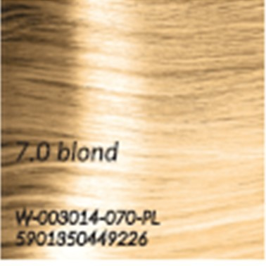 7.0 BLOND