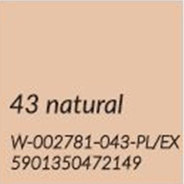 43 NATURALNY