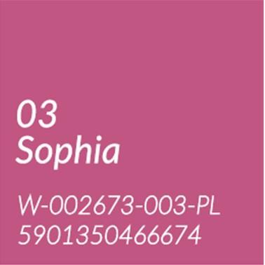03 SOPHIA - MALINOWY
