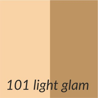 101 light glam