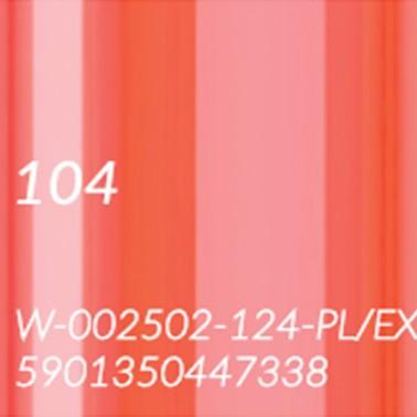 104 INTENSYWNY POMARAŃCZOWY