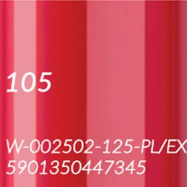 105 CZERWONY KLASYCZNY
